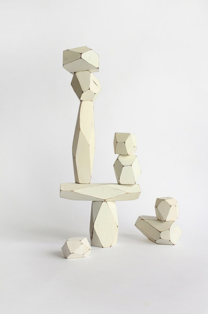 Balancing Blocks by Fort Standard in THISISPAPER MAGAZINE
