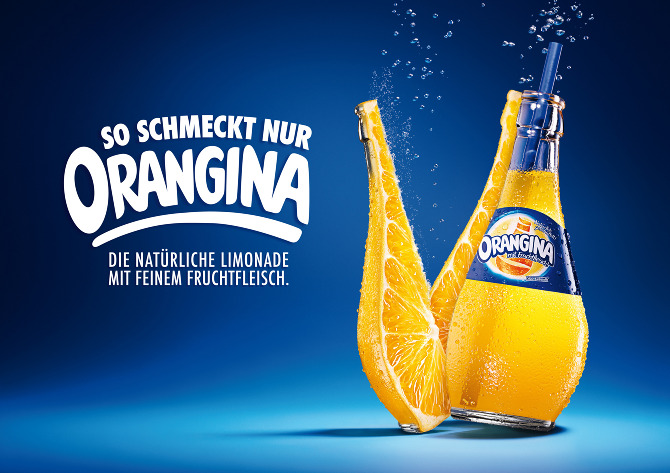 Soft Drink Advertising Posters